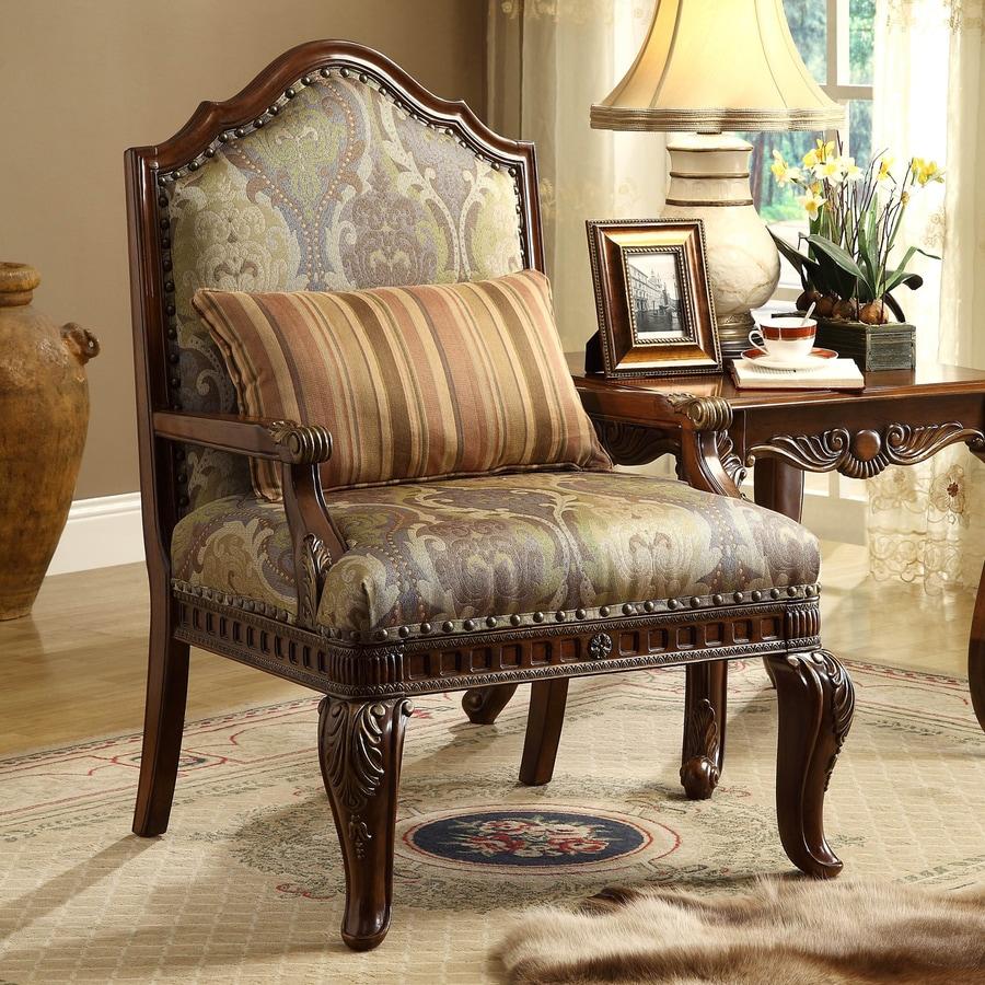 Homelegance Lambeth II Vintage Chenille Club Chair