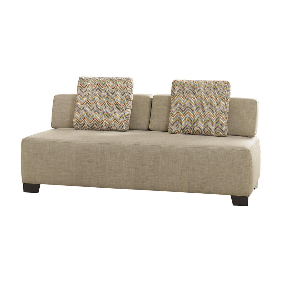 Homelegance Darby Modern Oatmeal Sofa