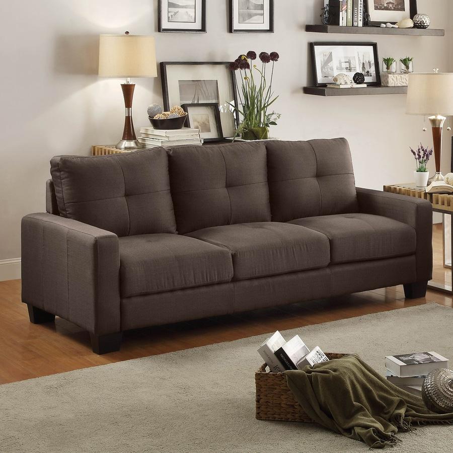 Homelegance Ramsey Casual Grey Sofa