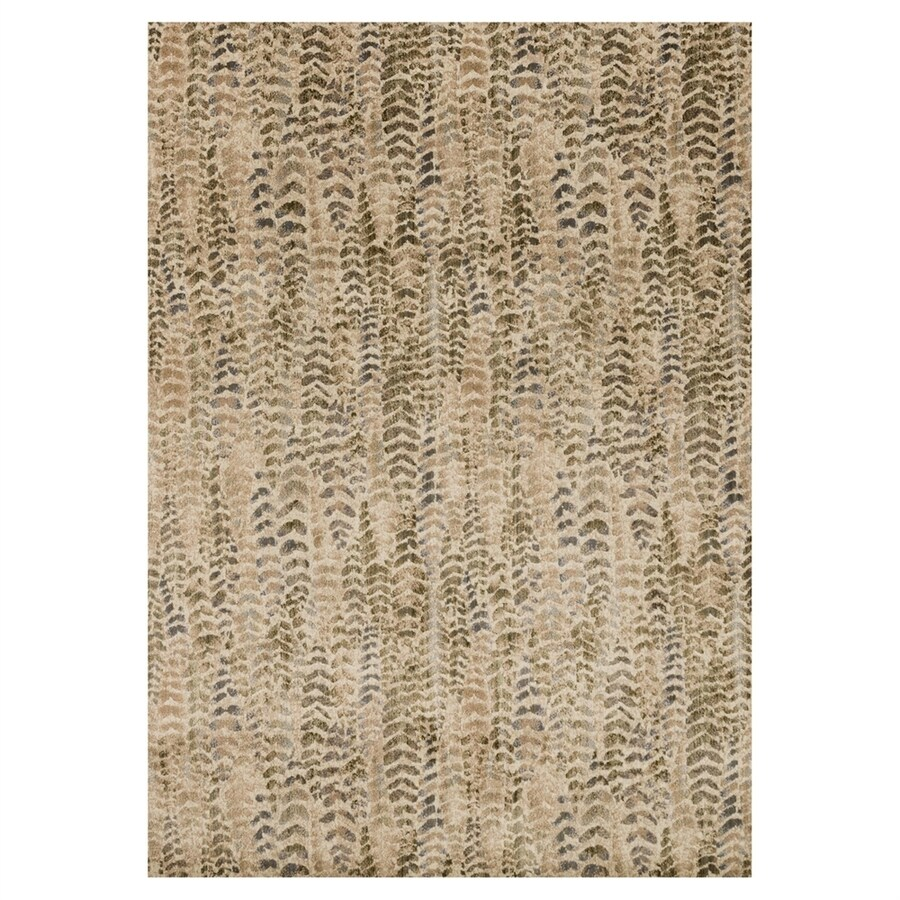 Loloi Dreamscape Sage/beige Rectangular Indoor Machine-made Area Rug (Common: 9 X 13; Actual: 9.17-ft W x 13-ft L)