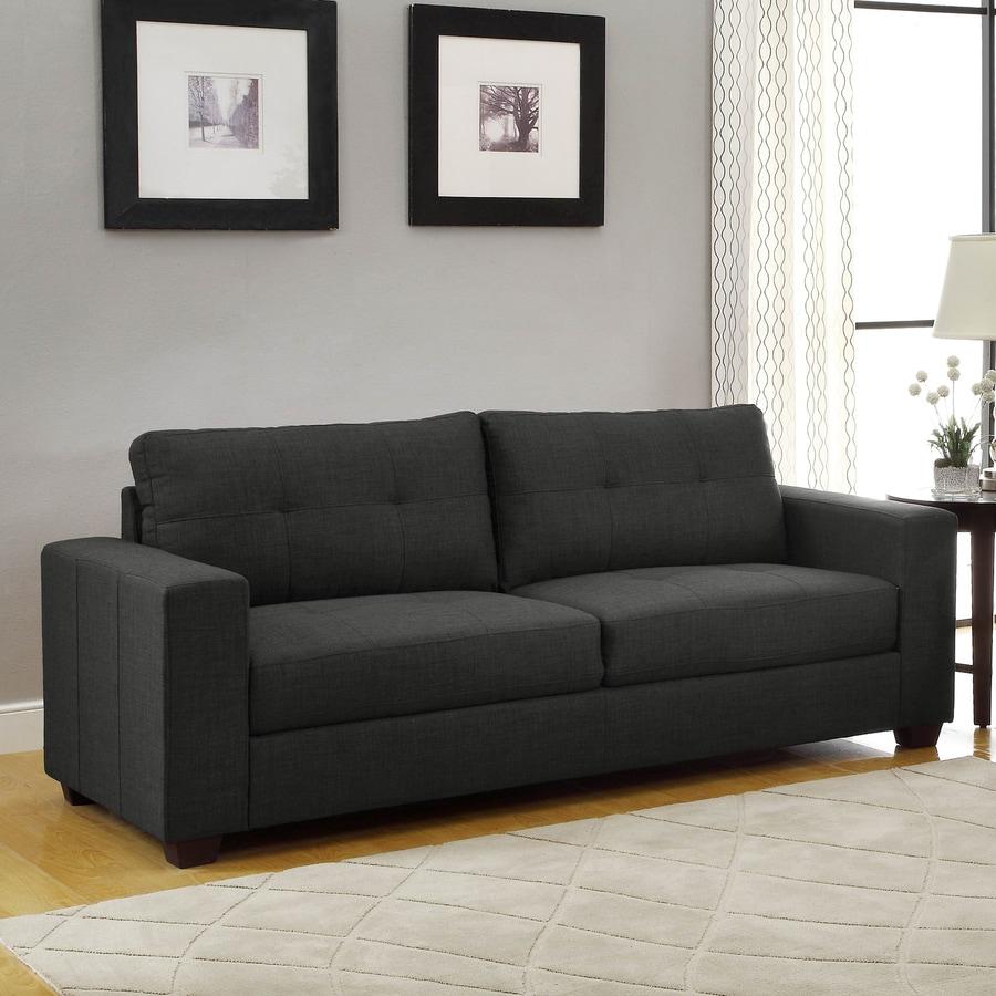 Homelegance Ashmont Casual Dark Grey Sofa
