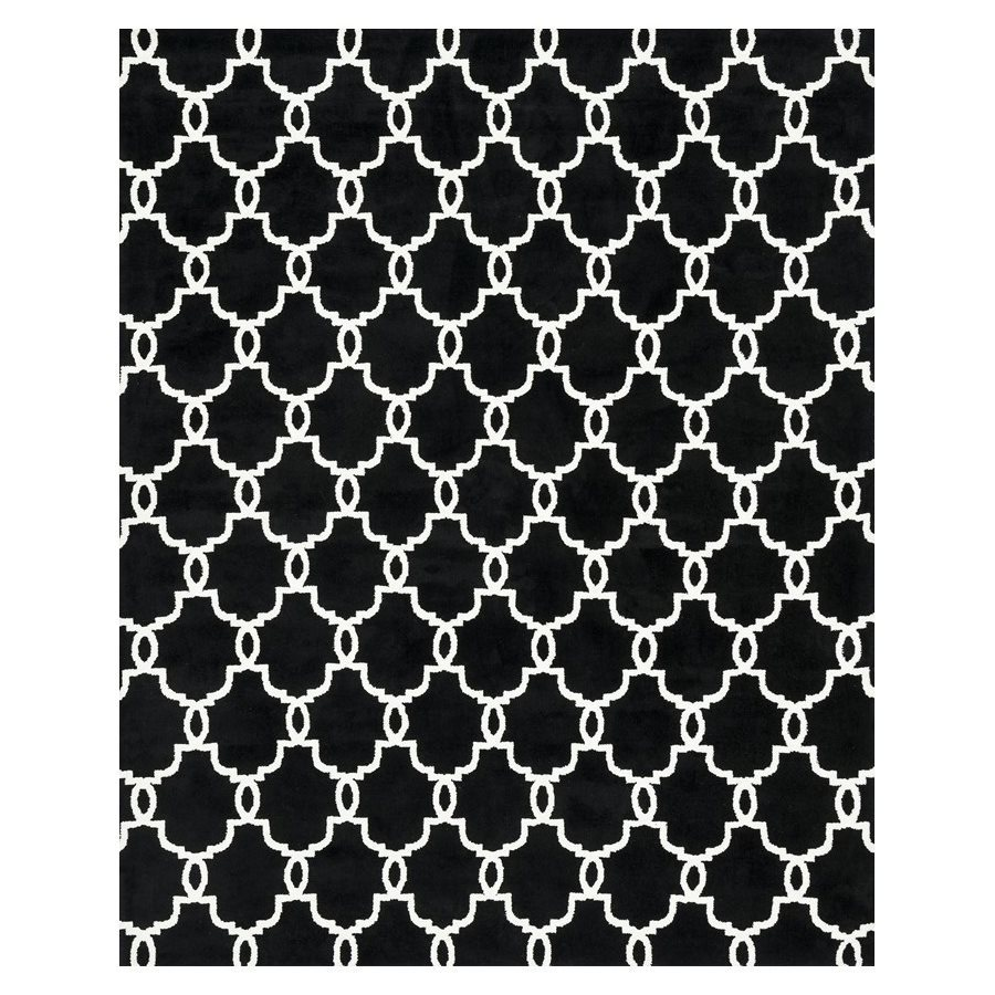 Loloi Charlotte Onyx Rectangular Indoor Machine-made Area Rug (Common: 7 X 9; Actual: 7.5-ft W x 9.5-ft L)
