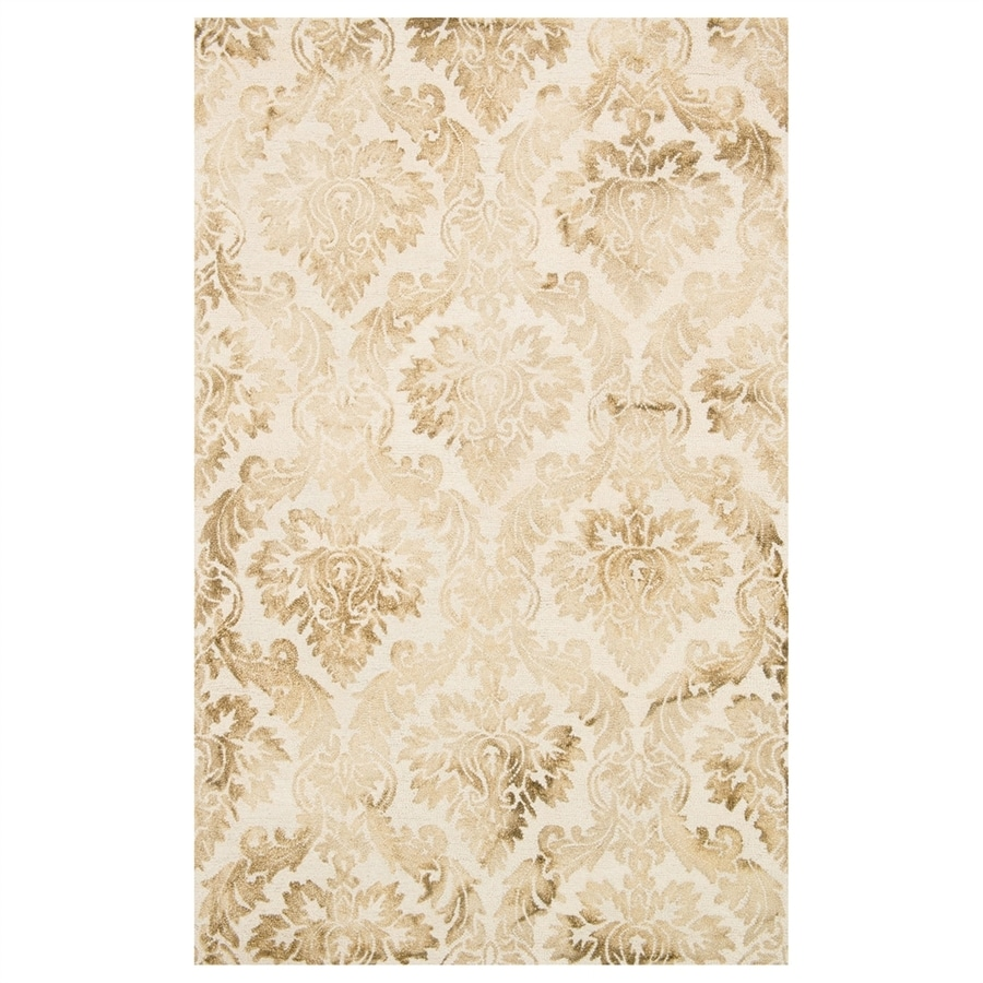 Loloi Viola Beige Indoor Distressed Area Rug Common 2 X 4 Actual