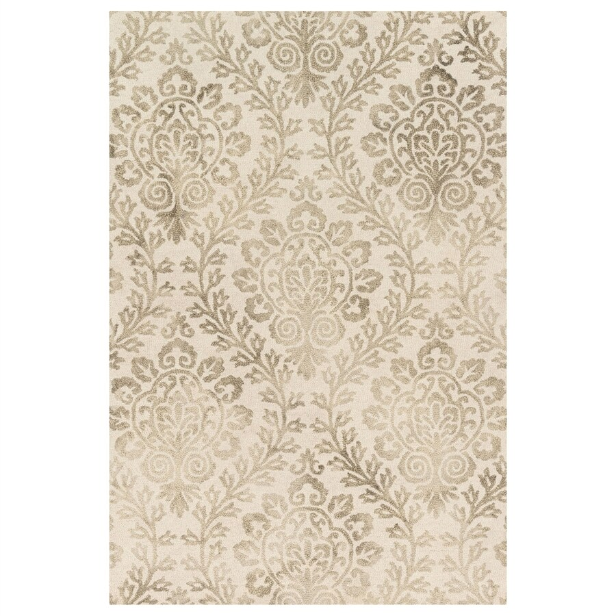 Loloi Viola Stone Rectangular Indoor Machine-made Distressed Area Rug (Common: 8 X 10; Actual: 7.75-ft W x 9.75-ft L)
