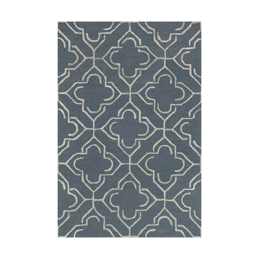 Loloi Panache Slate/taupe Rectangular Indoor Handcrafted Area Rug (Common: 2 X 4; Actual: 2.25-ft W x 3.75-ft L)