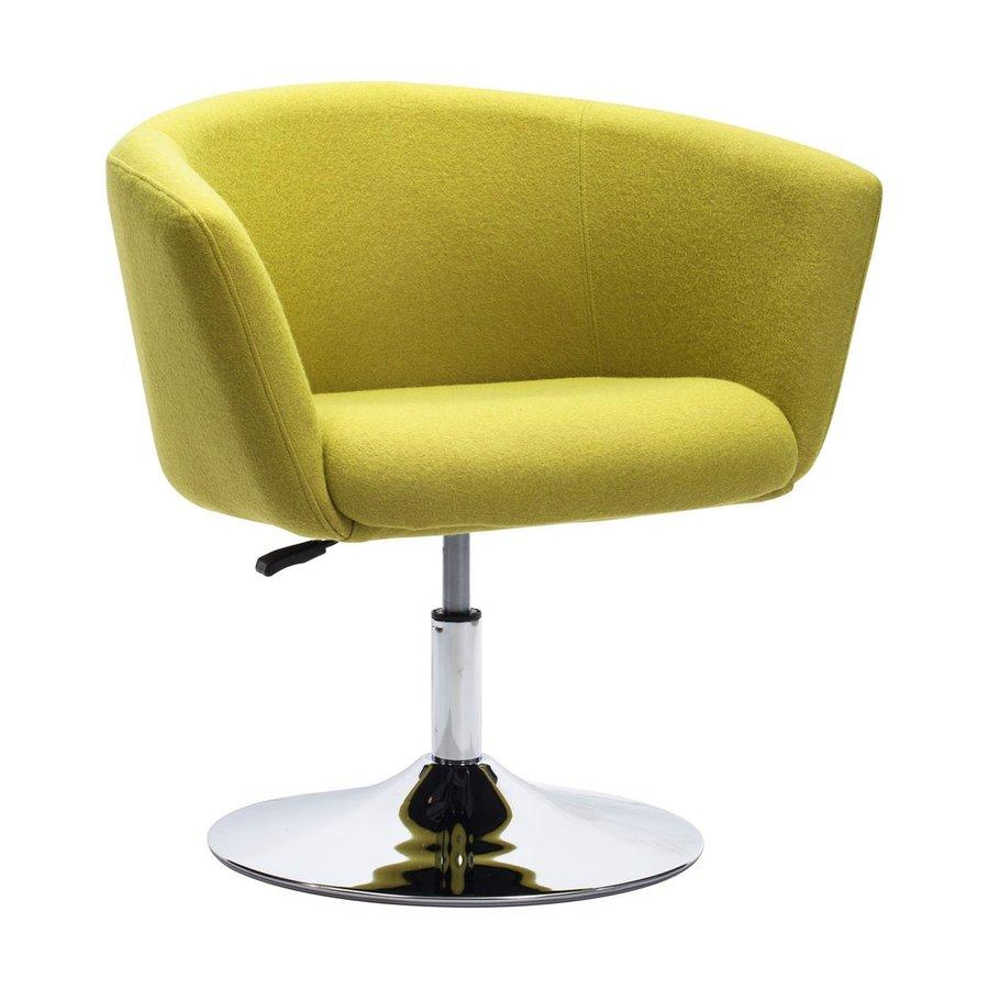 Zuo Modern Umea Modern Pistachio Green Accent Chair