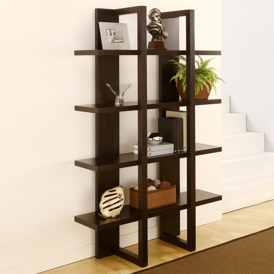 Enitial Lab Cappuccino Etagere