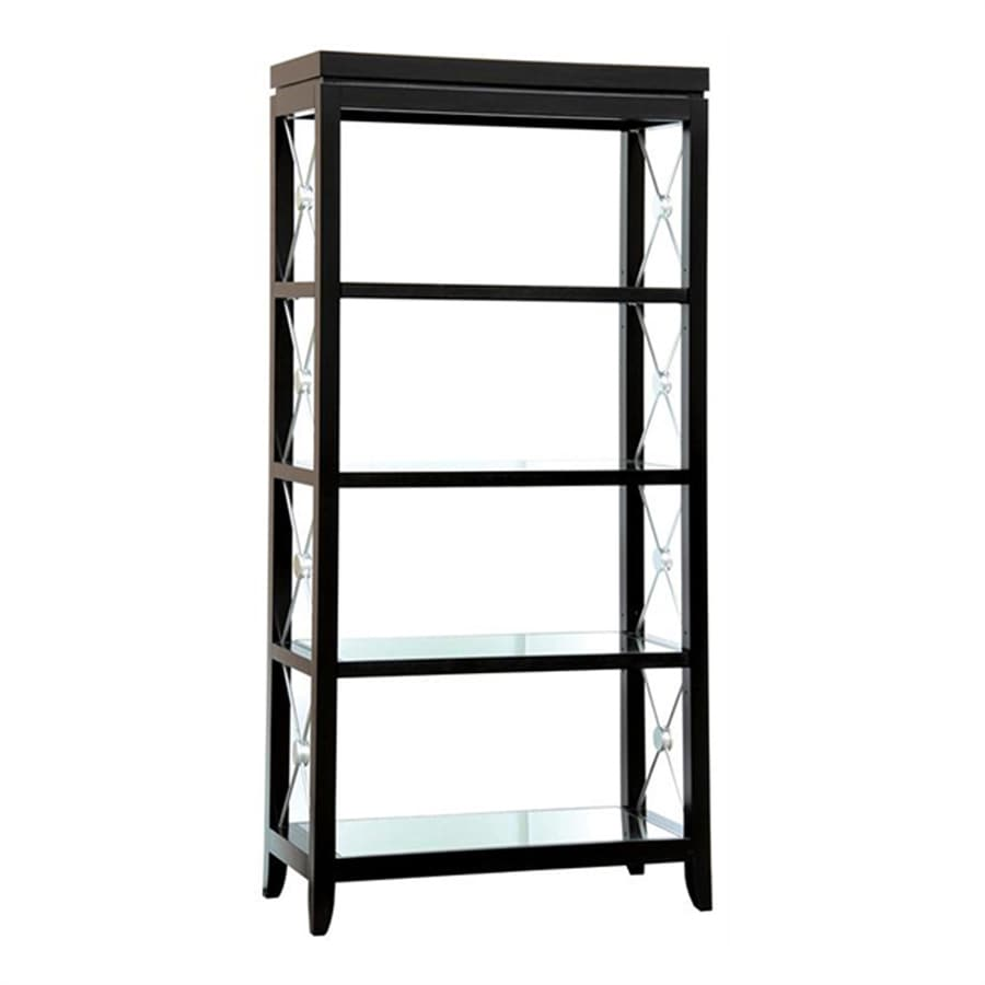 Shop pulaski accentrics trenton etagere at for Dining room etagere