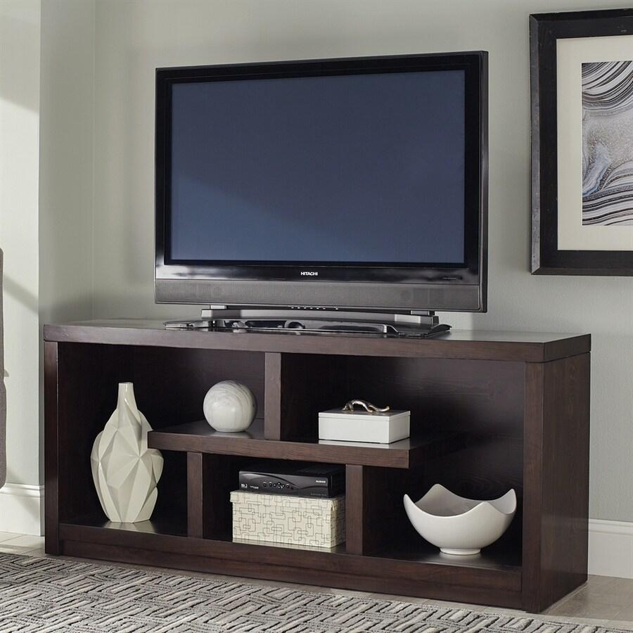 Scott Living Macy Walnut TV Cabinet