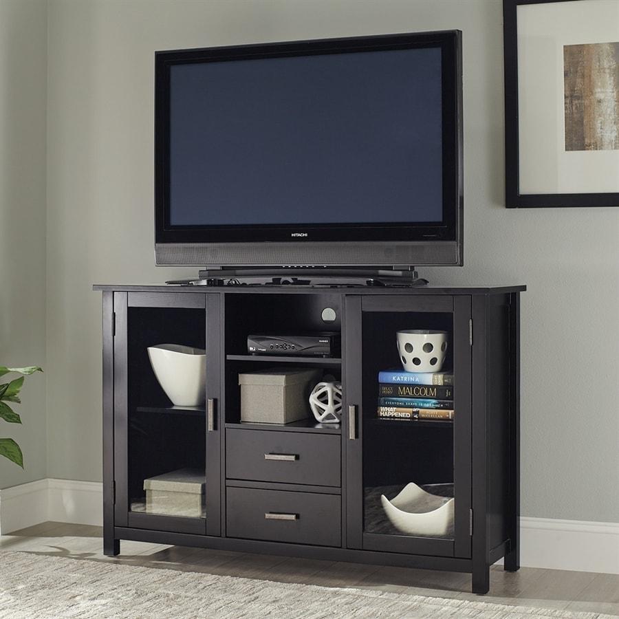 Scott Living Trista Black TV Cabinet