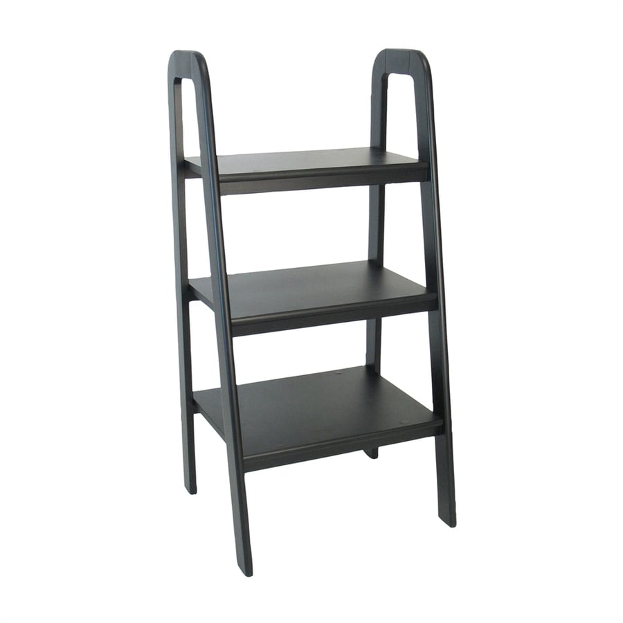 Wayborn Furniture Black Birch Etagere