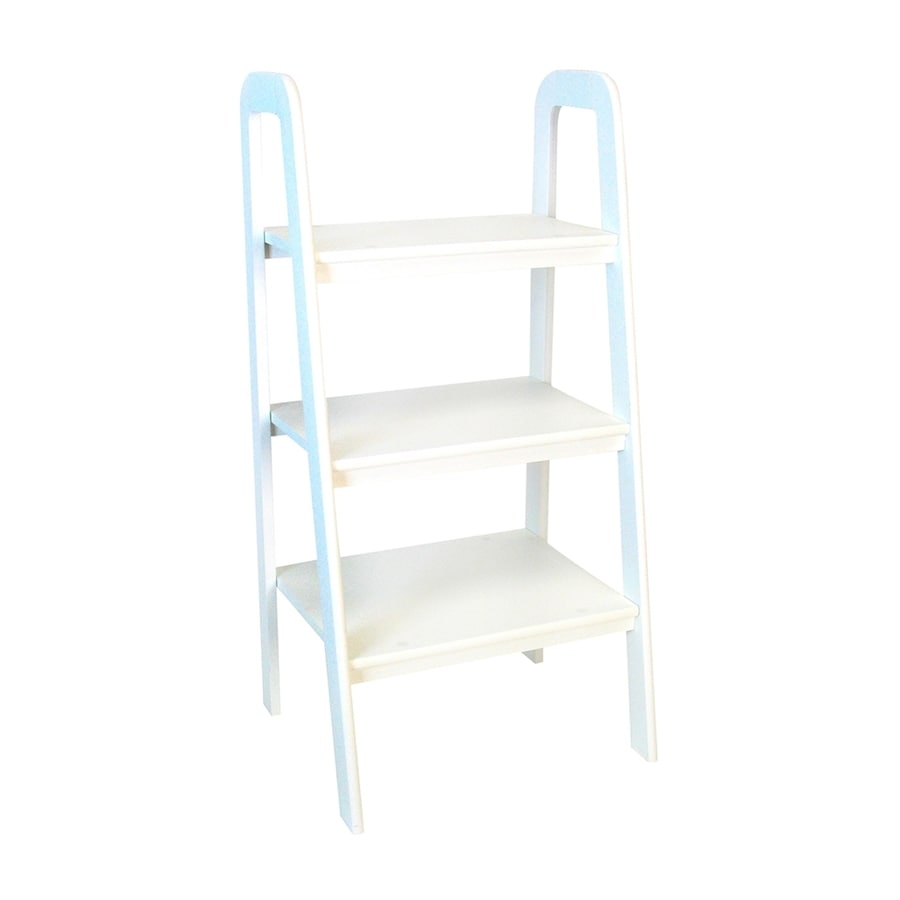 Wayborn Furniture White Birch Etagere