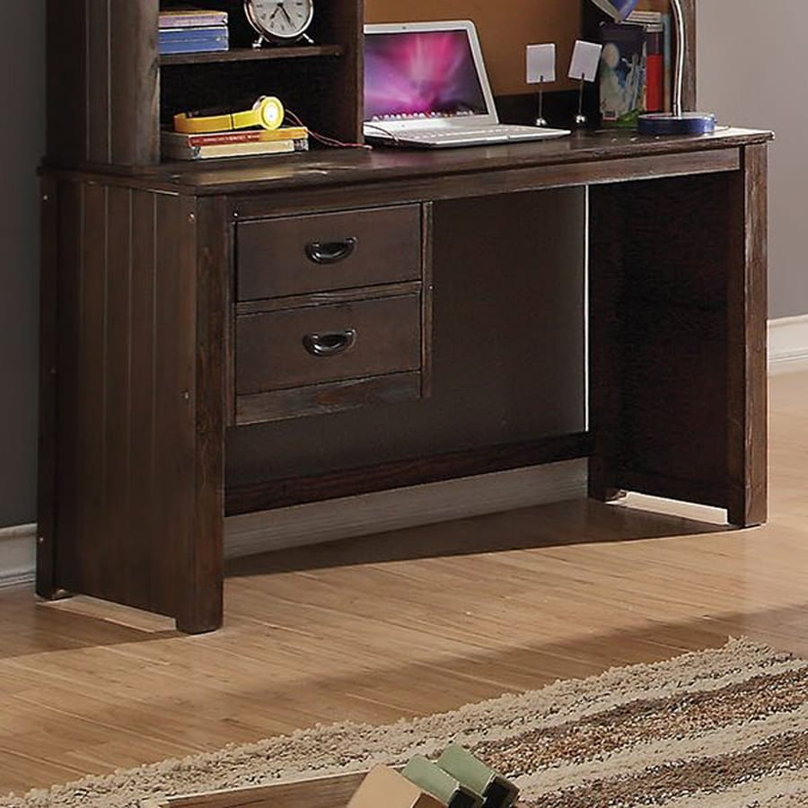 ACME Furniture Hector Antique Charcoal Writing Desk