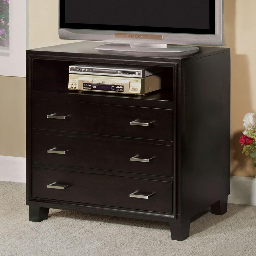 Furniture of America Enrico Espresso TV Cabinet