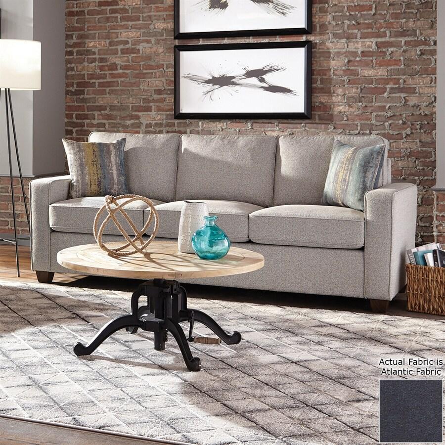 Scott Living Brownswood Casual Atlantic Blue Sofa