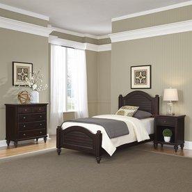 Ordinaire Home Styles Bermuda Espresso Twin Bedroom Set