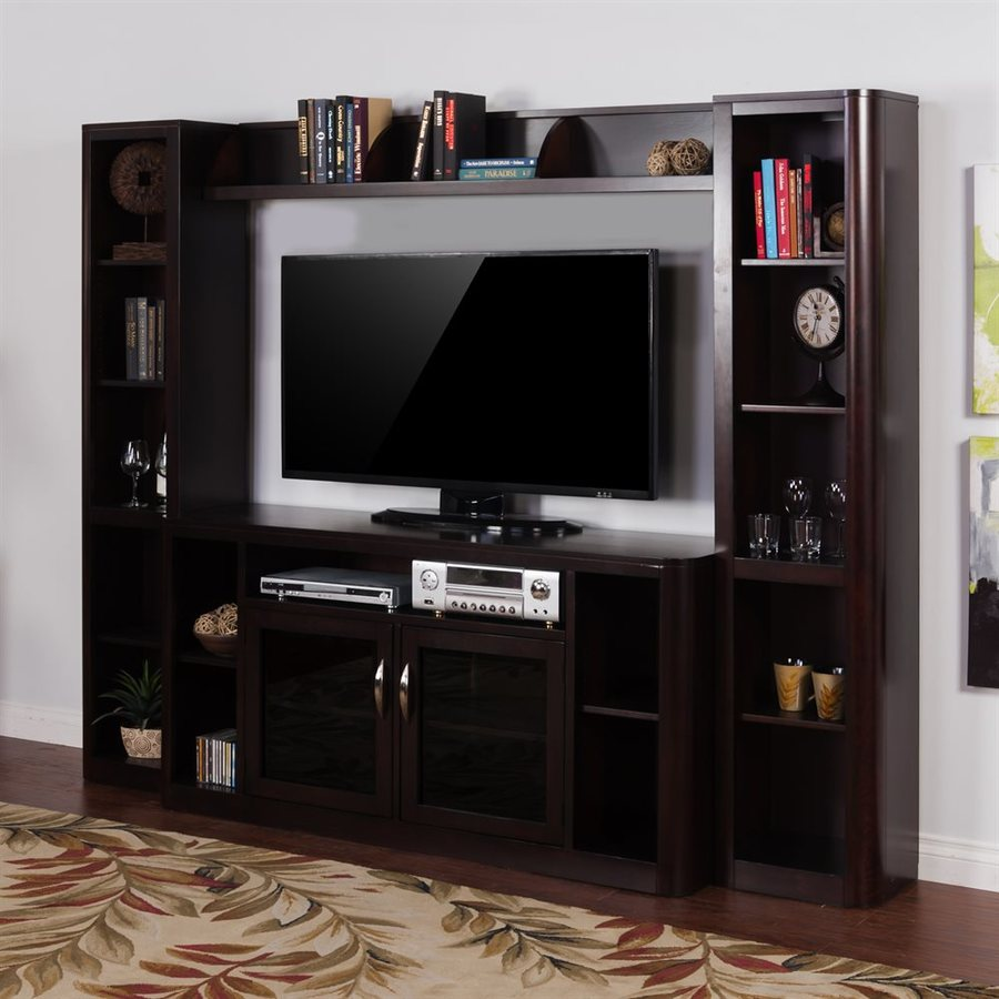 Sunny Designs Monterey Merlot Rectangular TV Cabinet