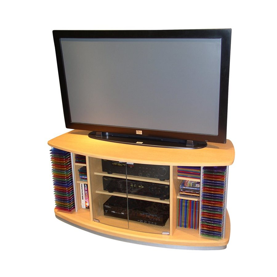 4D Concepts Beech Oval TV Cabinet