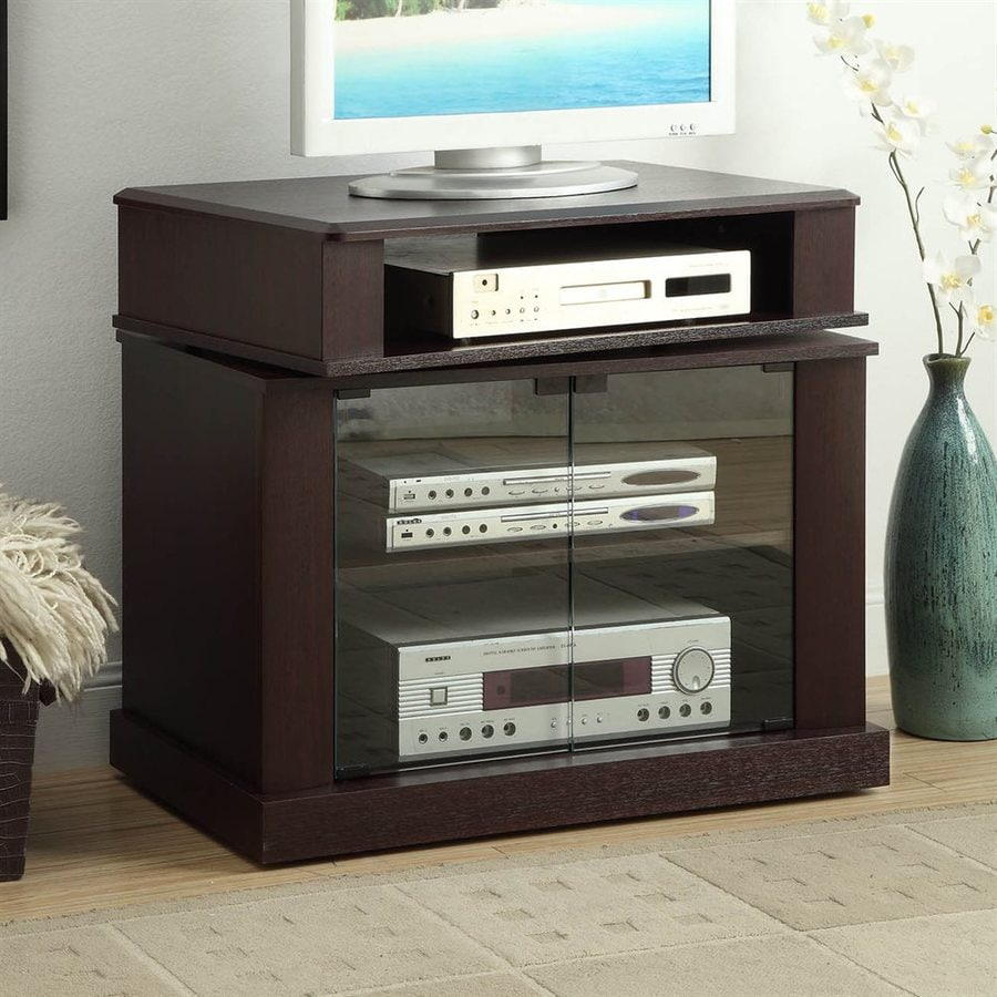 4D Concepts Cherry Rectangular TV Cabinet TV Stand