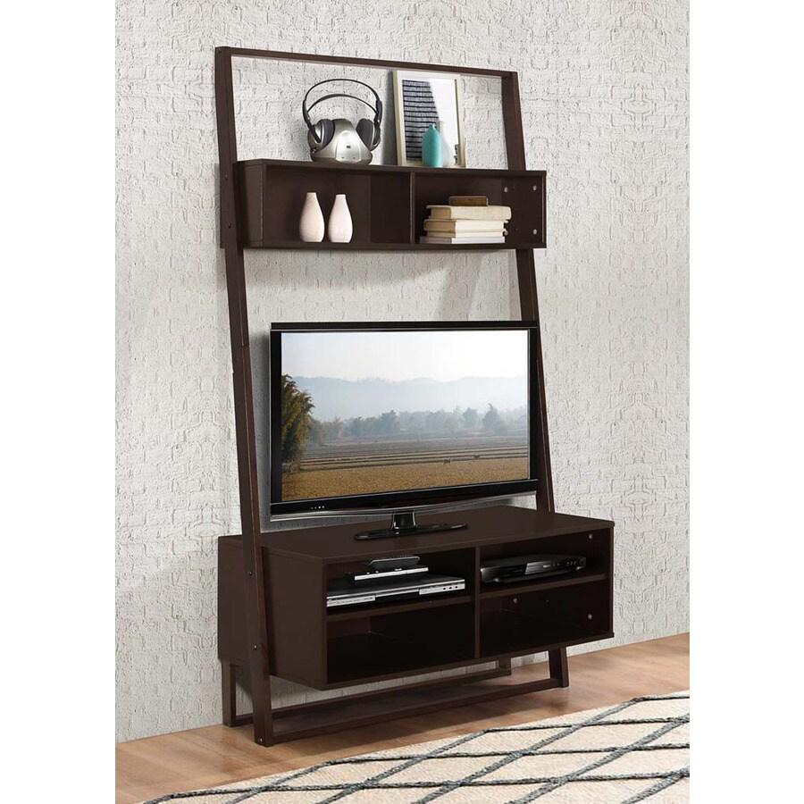 4D Concepts Arlington Dark cappuccino Rectangular TV Cabinet TV Stand