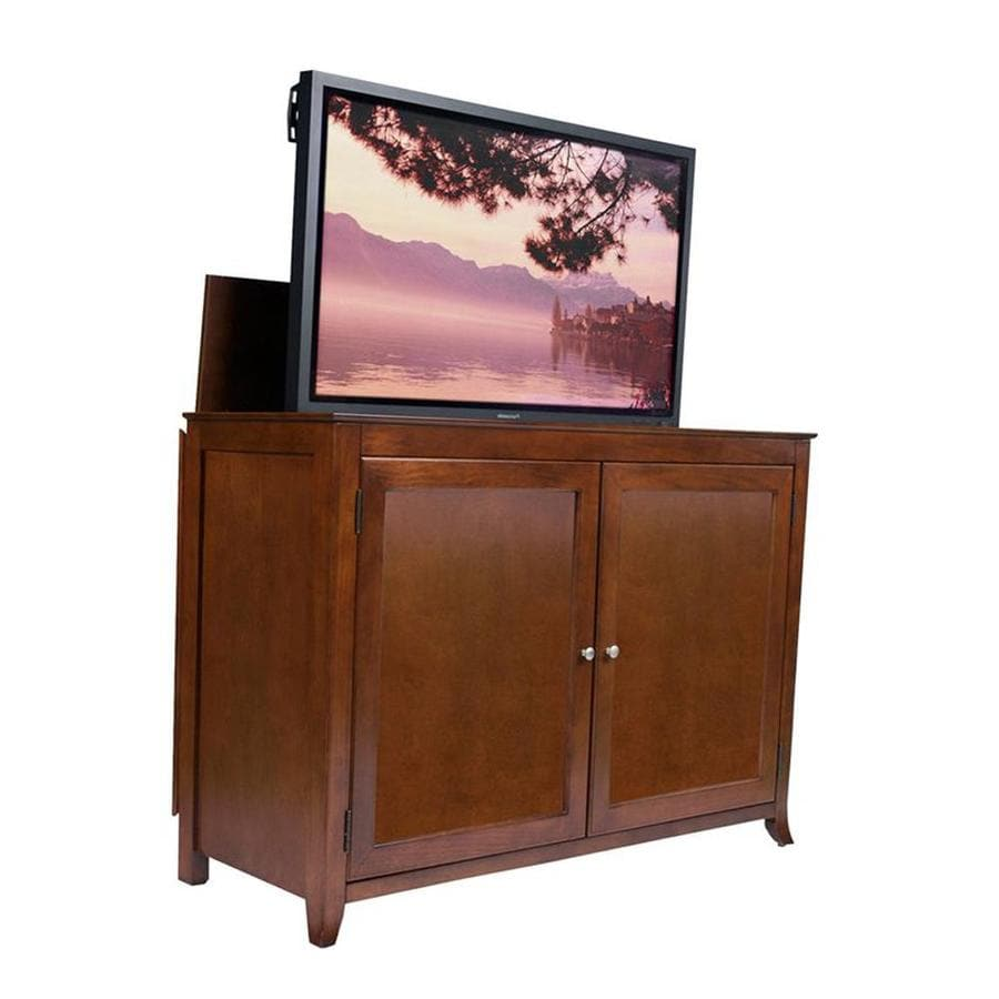 Touchstone Berkeley Medium Cherry Rectangular TV Cabinet