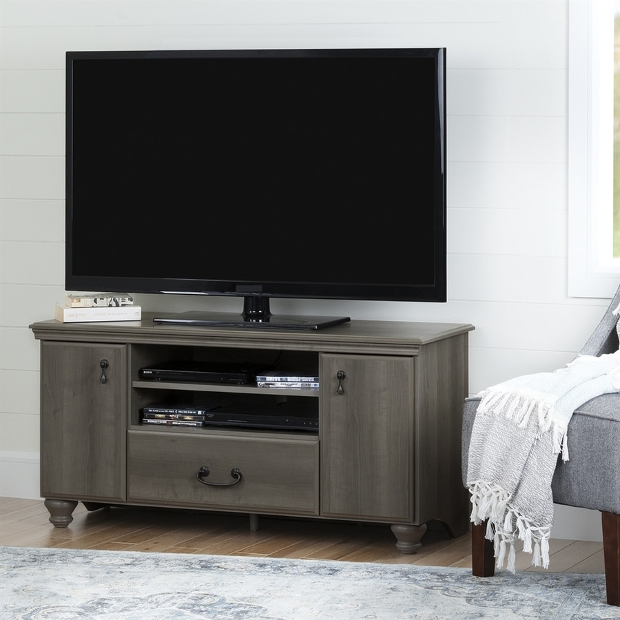 South Shore Furniture Noble Grey Maple TV Cabinet