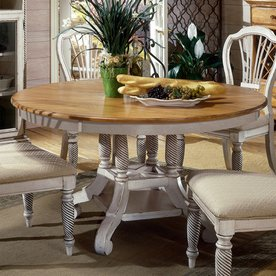 Shop Dining Tables At Lowescom - Circle dining room table with leaf