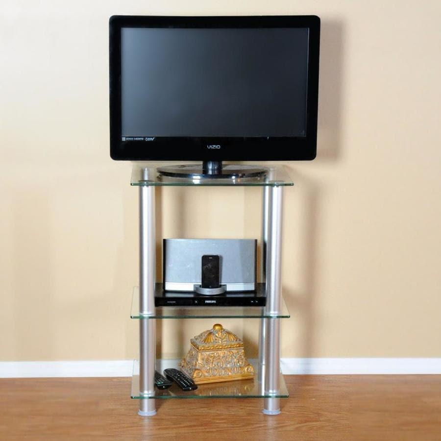 RTA Home & Office Aluminum TV Cabinet