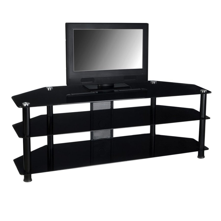rta office cabinets shop rta home amp office black tv cabinet at lowes 25699