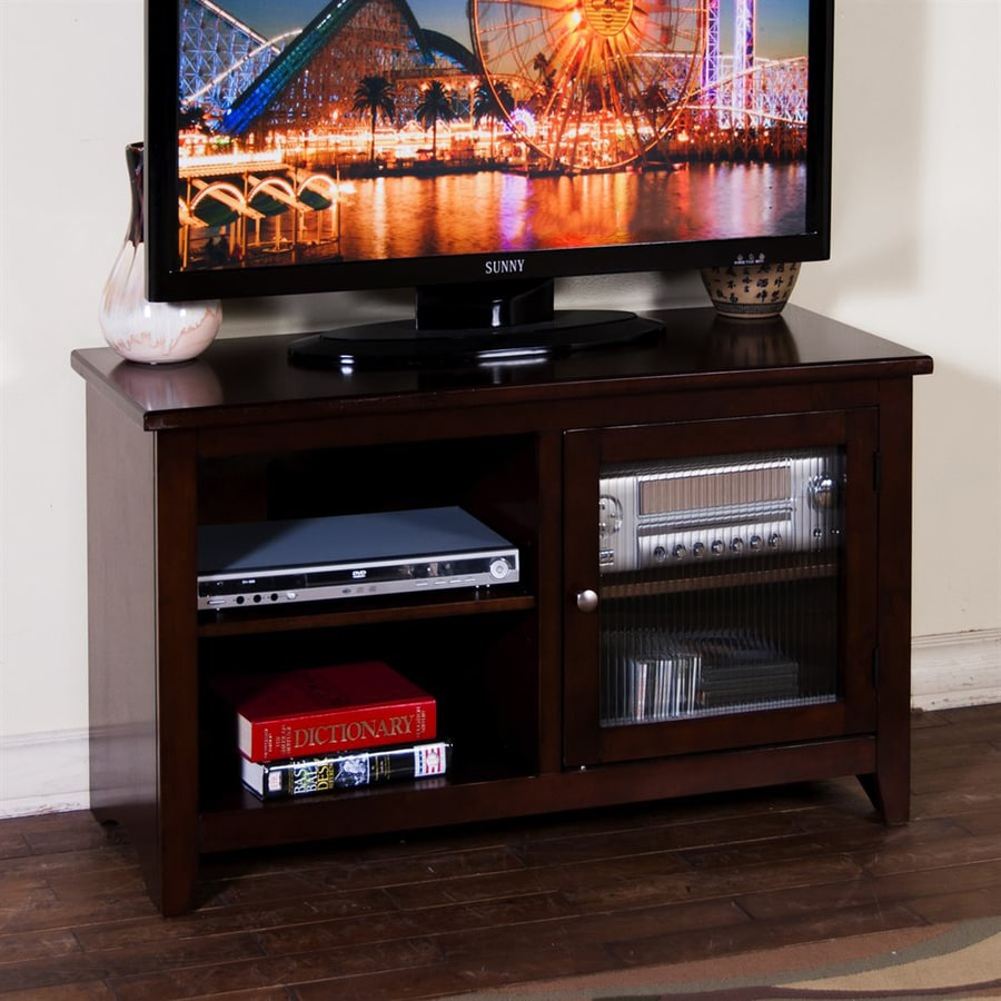Sunny Designs Cappuccino Rectangular TV Cabinet