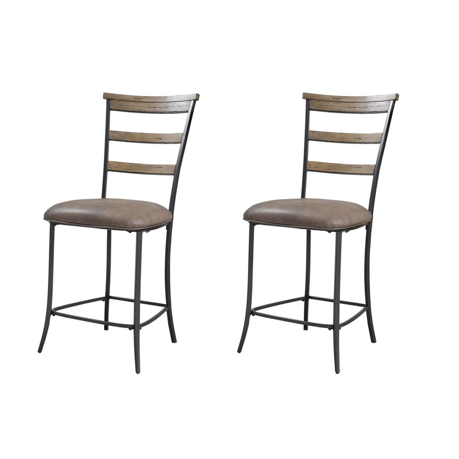 hillsdale bar stools. Hillsdale Furniture Charleston Set Of 2 Rustic Desert Tan Counter Stools Bar