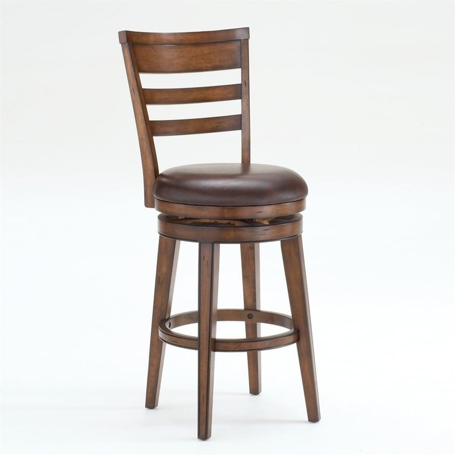 Hillsdale Furniture Villagio Casual Dark Chestnut Counter Stool
