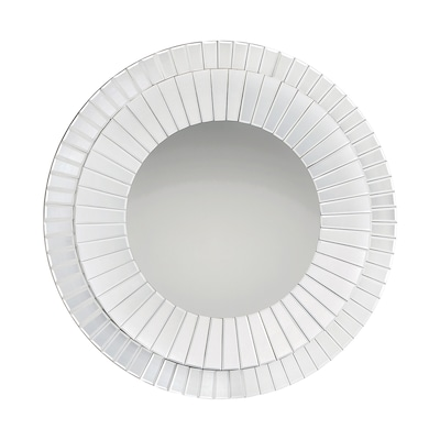 Quoizel Muse Mirror Beveled Round Wall