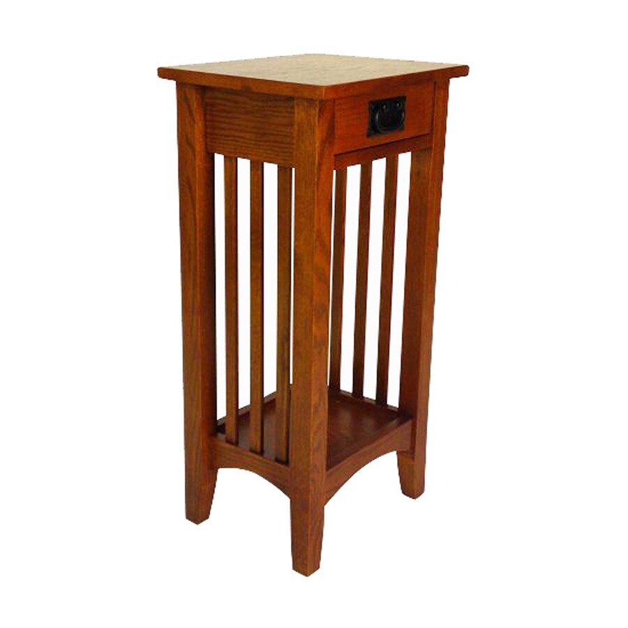 Wayborn Furniture Hugo 30 In Indoor Square Wood Plant Stand