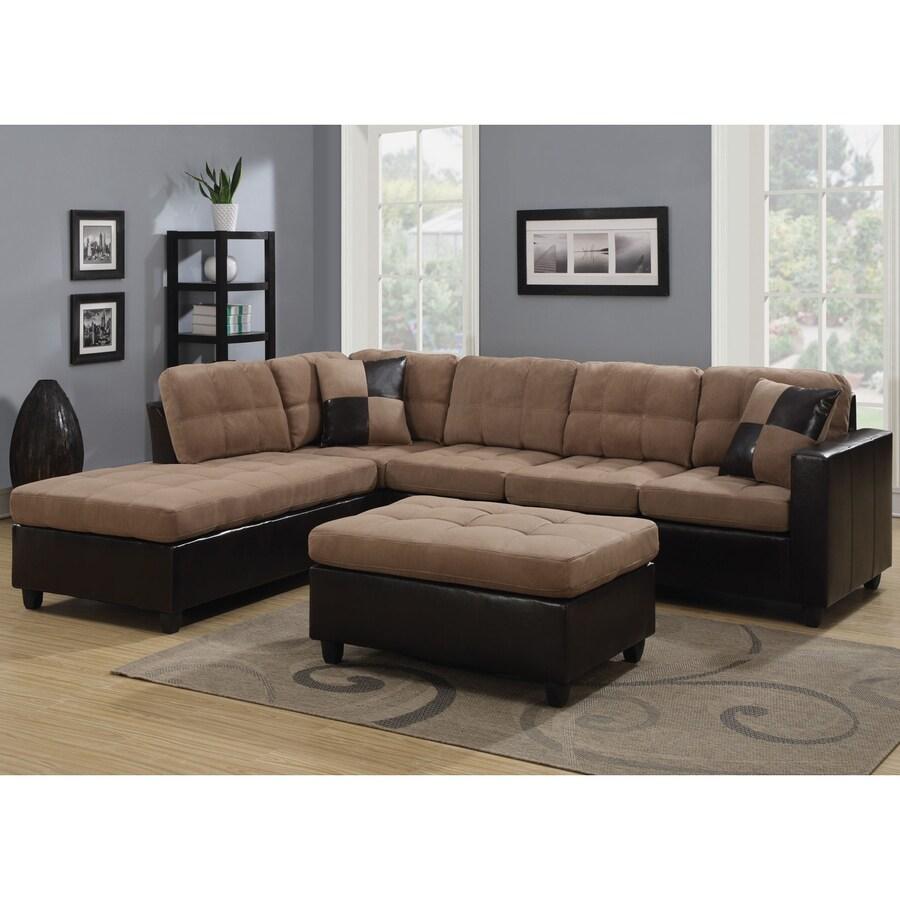 Coaster Fine Furniture Mallory Casual Sectional