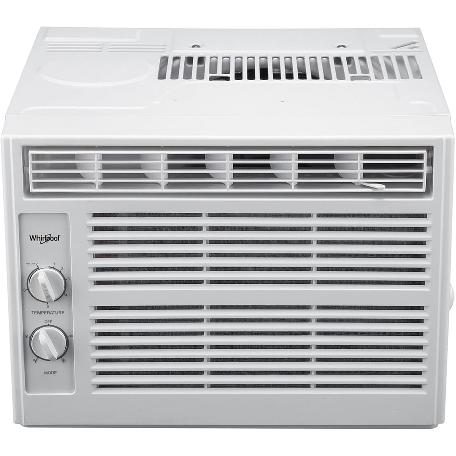 Whirlpool 5000-BTU 150-sq ft 115-Volt Window Air Conditioner