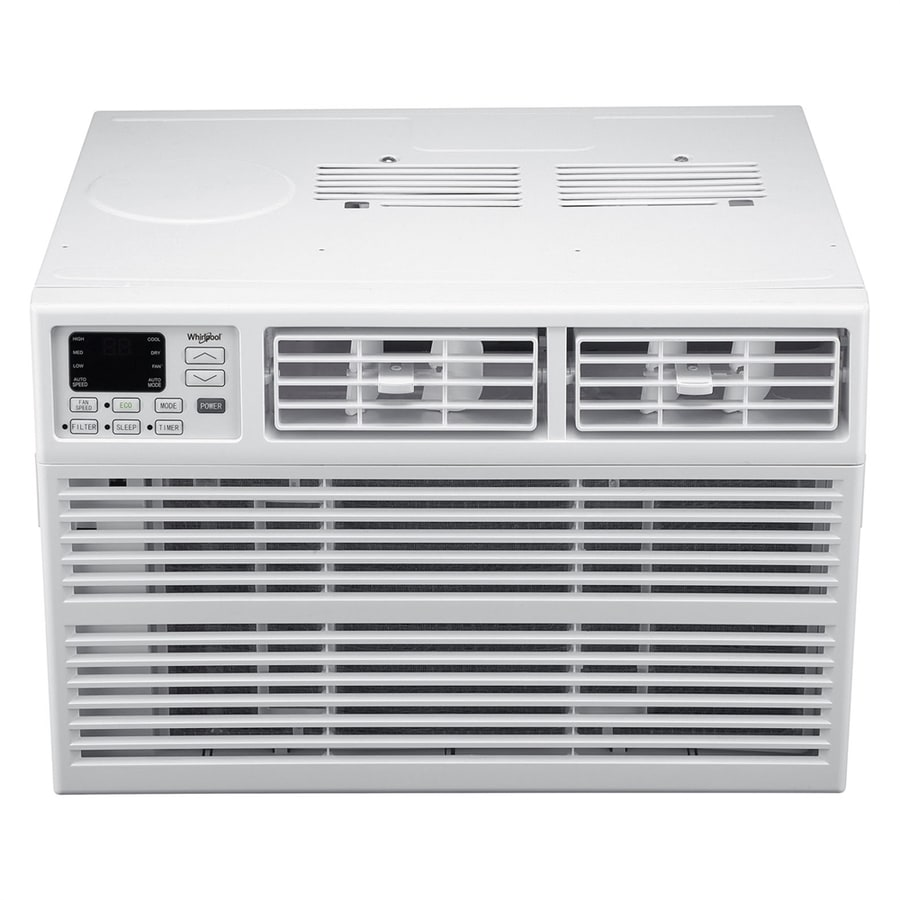 Whirlpool 8000-BTU 350-sq ft 115-Volt Window Air Conditioner ENERGY STAR