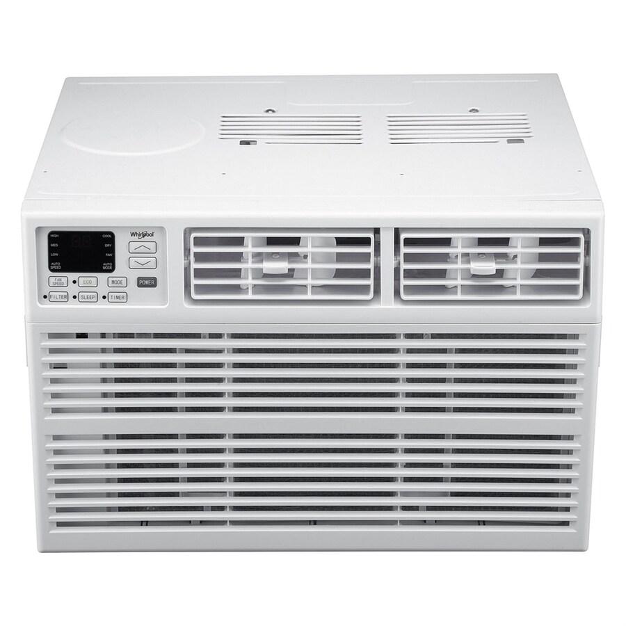 Whirlpool 12000-BTU 550-sq ft 115-Volt Window Air Conditioner ENERGY STAR