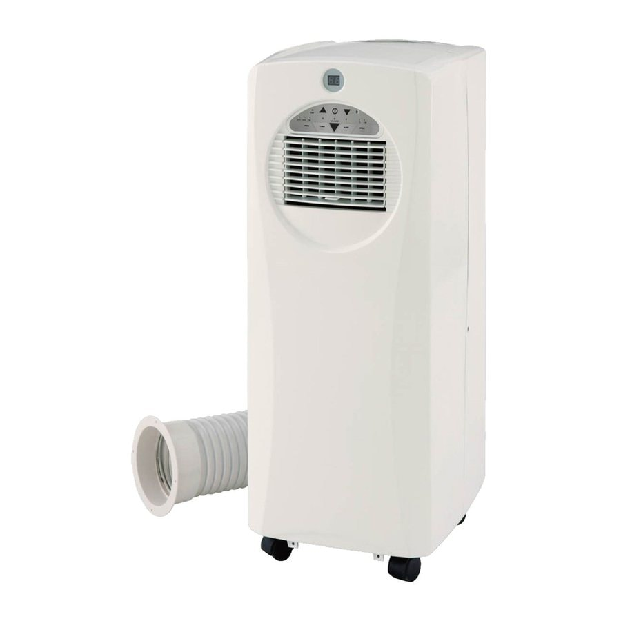 Sunpentown 9000-BTU 250-sq ft 120-Volt Portable Air Conditioner with Heater