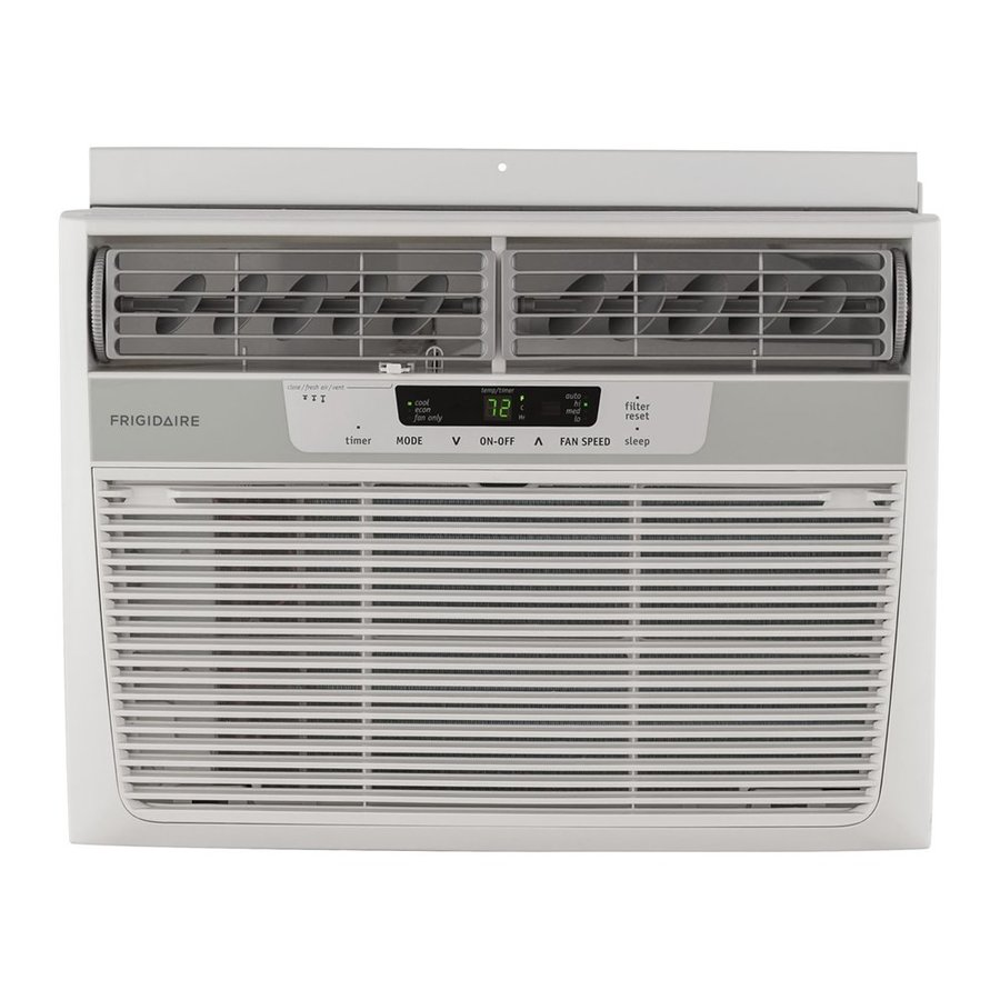 Frigidaire 12000-BTU 550-sq ft 115-Volt Window Air Conditioner