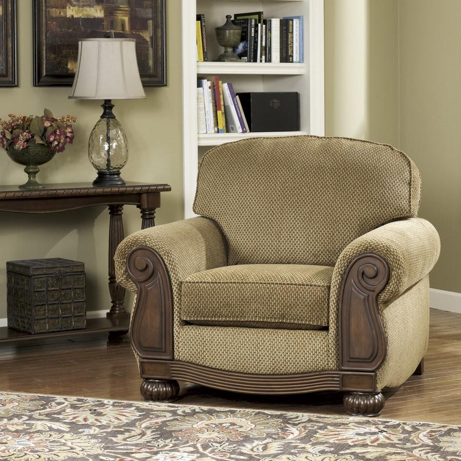 Signature Design By Ashley Lynnwood Casual Amber Club Chair