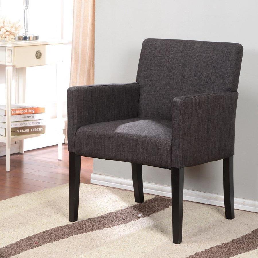 KB Furniture Casual Black Club Chair