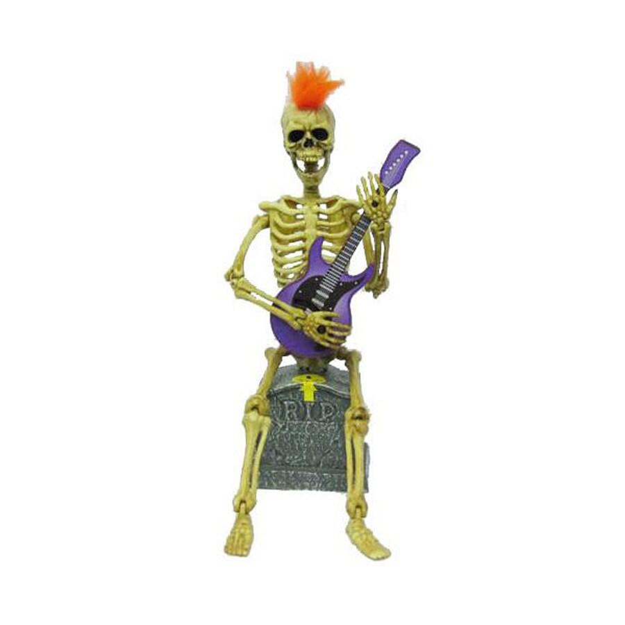 J. Marcus Animatronic Musical Skeleton