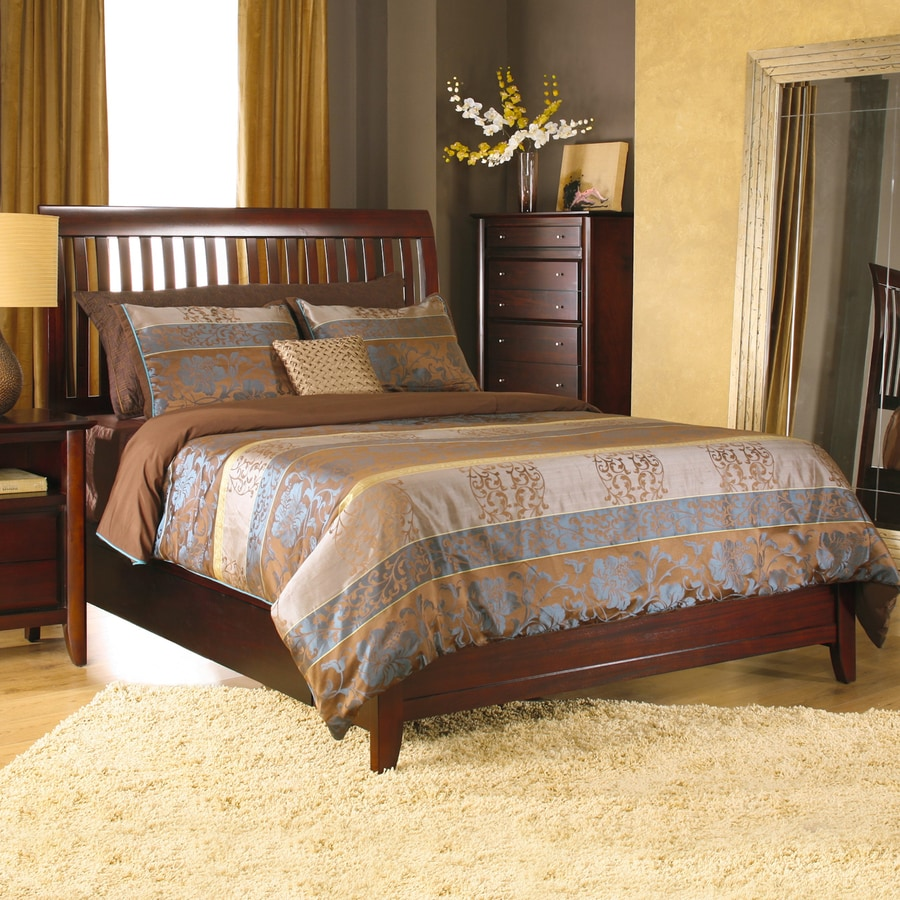 Modus Furniture City II Coco Full Bed Frame
