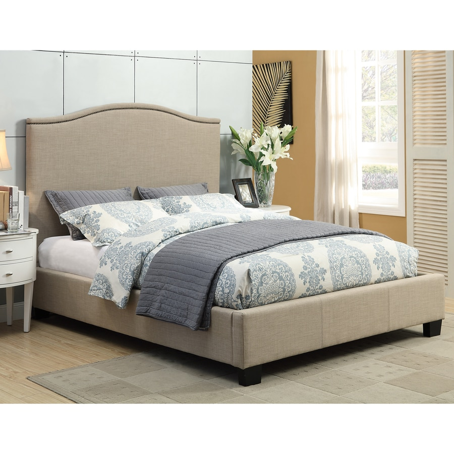 Modus Furniture Gervais Toast King Platform Bed