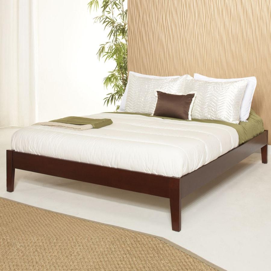 Modus Furniture Newport Cordovan California King Platform Bed