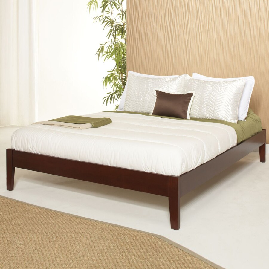 Modus Furniture Newport Cordovan King Platform Bed