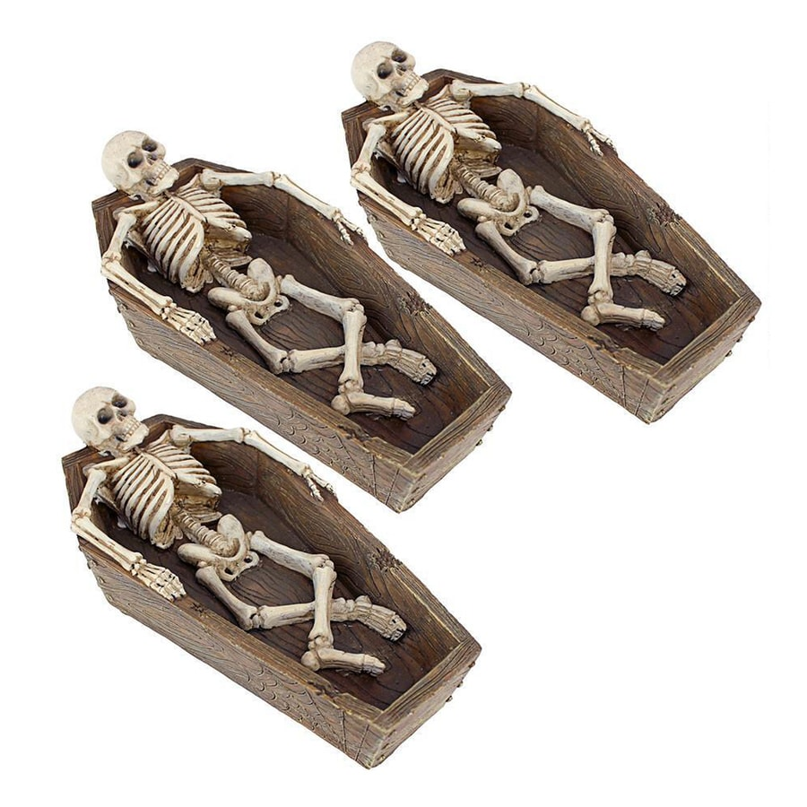 Design Toscano Skeleton Tabletop Decoration