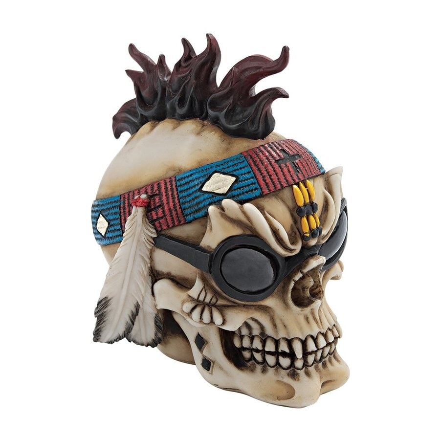 Design Toscano Skull Sculpture