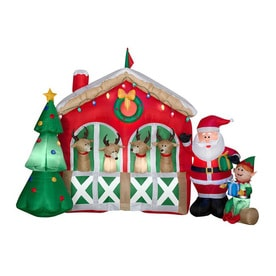 Shop Christmas Inflatables at Lowes.com